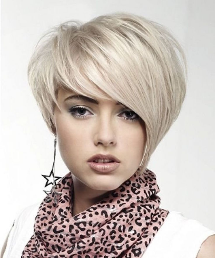 Short Funky Hairstyles For Girls