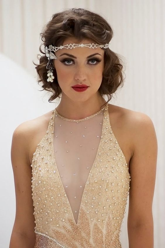 1920's Hairstyle to Look Stunning