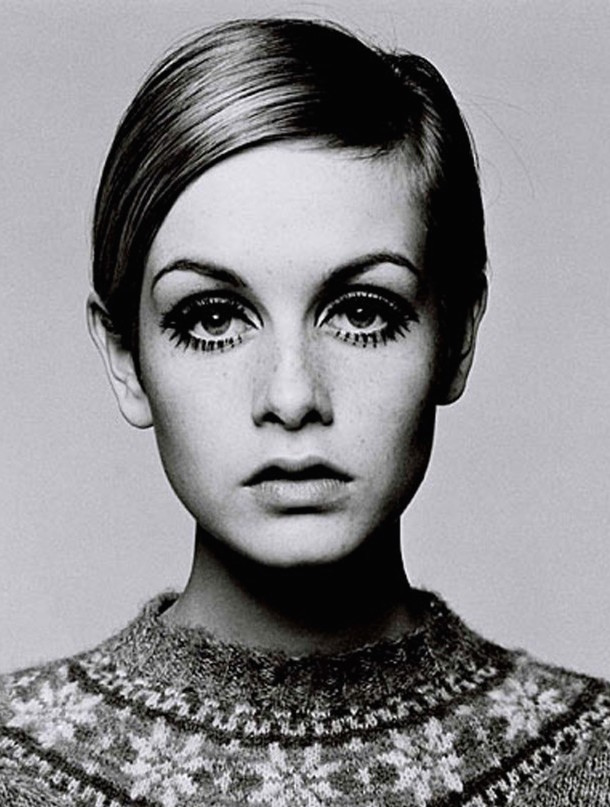 1960's Twiggy Hairstyle