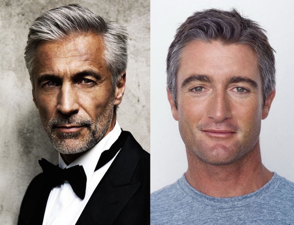 20 Amazing Hairstyles For Older Men