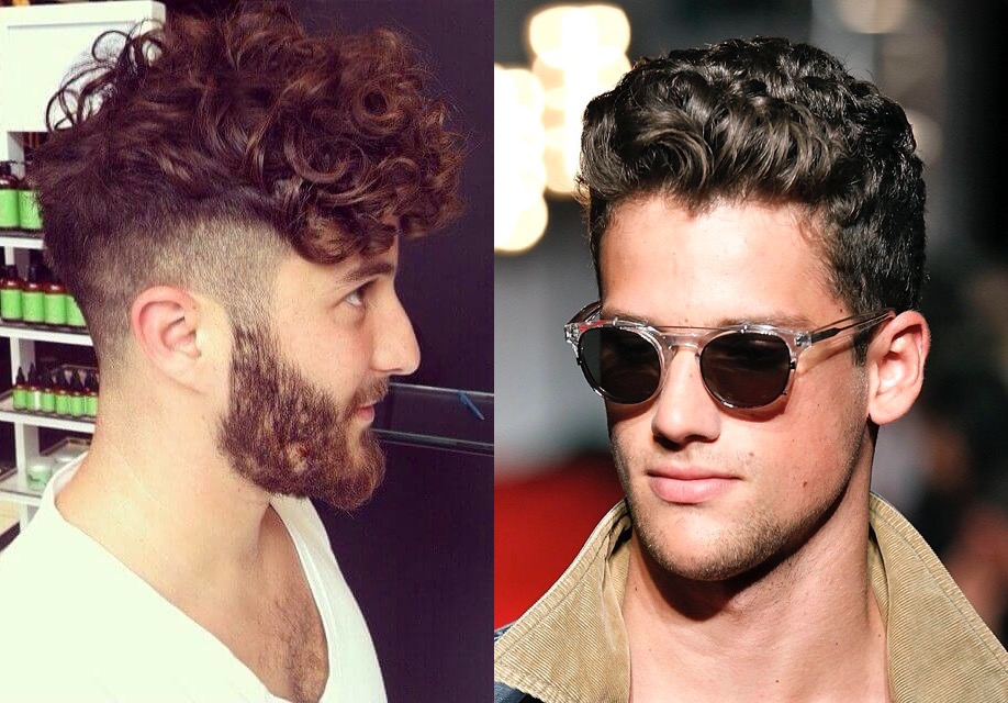 20 Cool Curly Hairstyles For Men