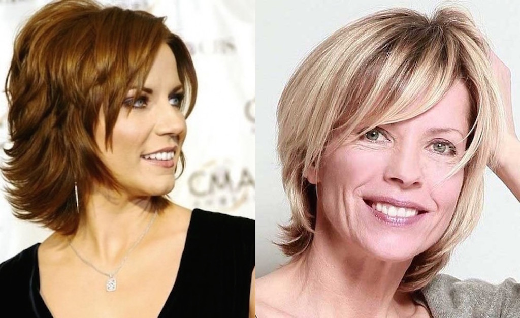 20 Layered Hairstyles For Women Over 50