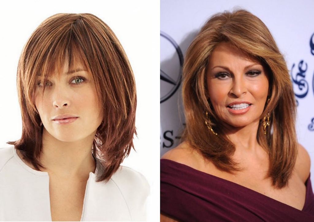 20 Medium Hairstyles For Women Over 50