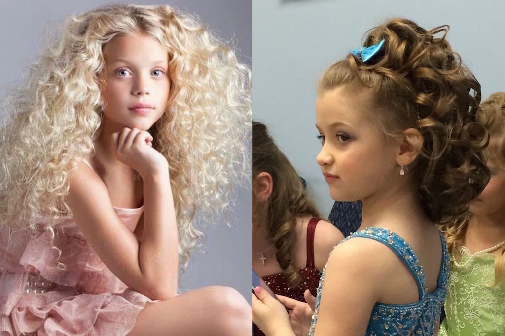 hair styles for kids with curly hair 20 stunning curly hairstyles for feed inspiration 6610 | 20 Stunning Curly Hairstyles For Kids