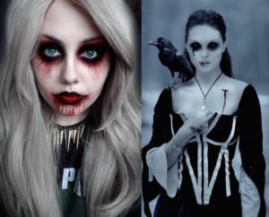20 Vampire Halloween Makeup To Inspire You