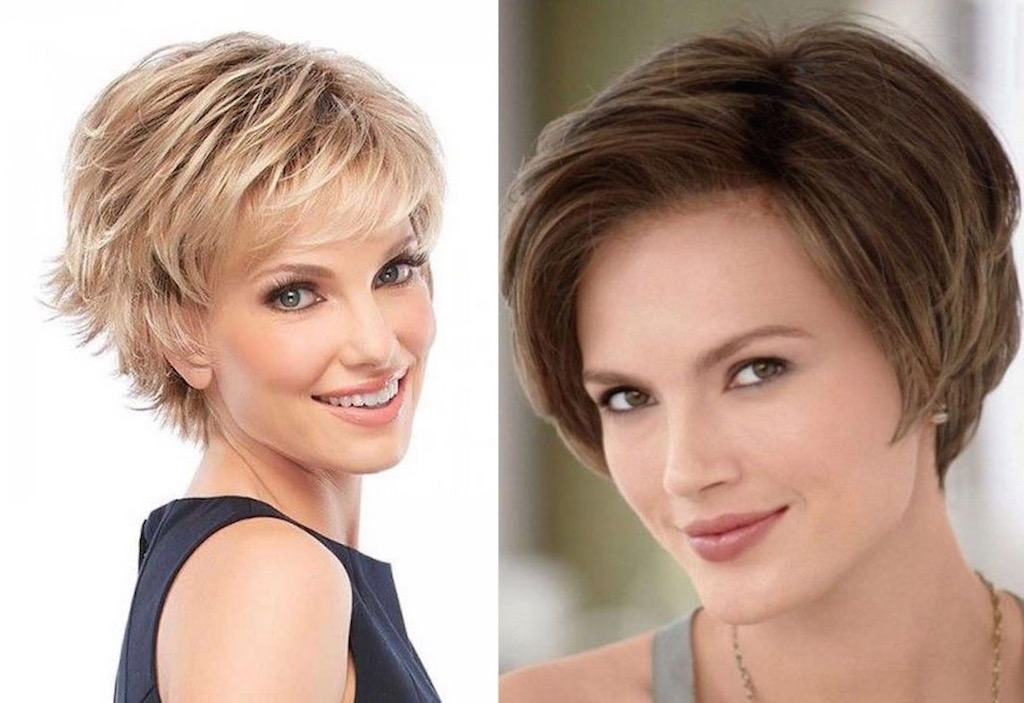 20 Very Short Hairstyles For Women Over 50