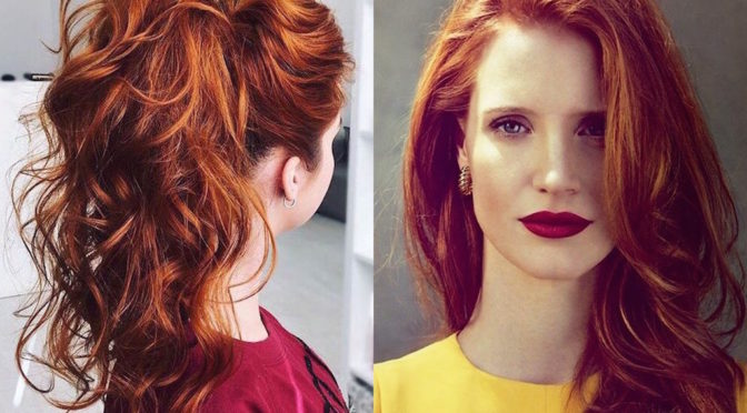21 Amazing Red Hairstyles To Try This Year - Feed Inspiration