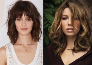 21 Wavy Hairstyles For Medium Length Hair