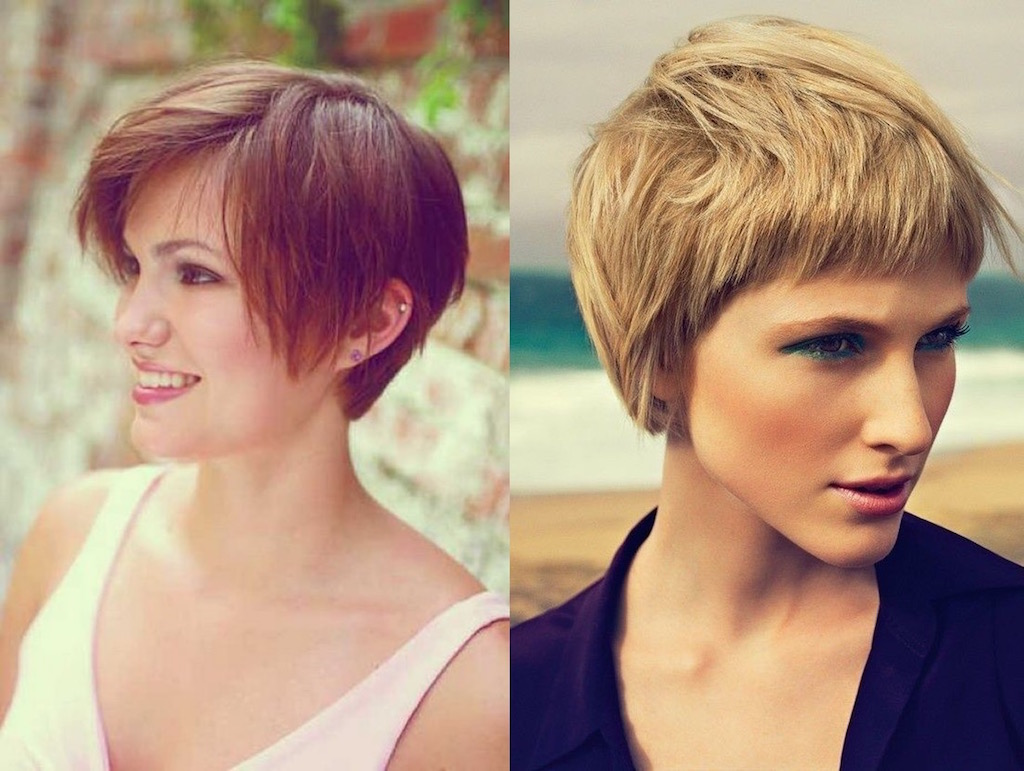 23 Best Short Haircuts For Thick Hair
