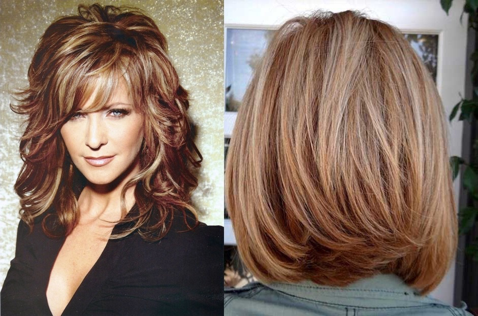 27 Medium Layered Hairstyles For Women