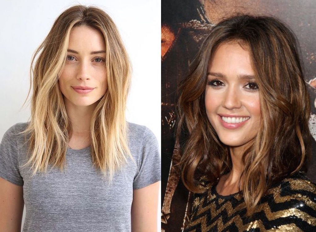 30 Mid Length Hairstyles Ideas For Women's