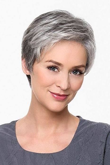 21 Impressive Gray Hairstyles For Women - Feed Inspiration