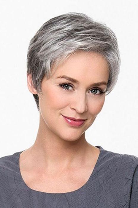 coiffure pour femme 60 ans et plus