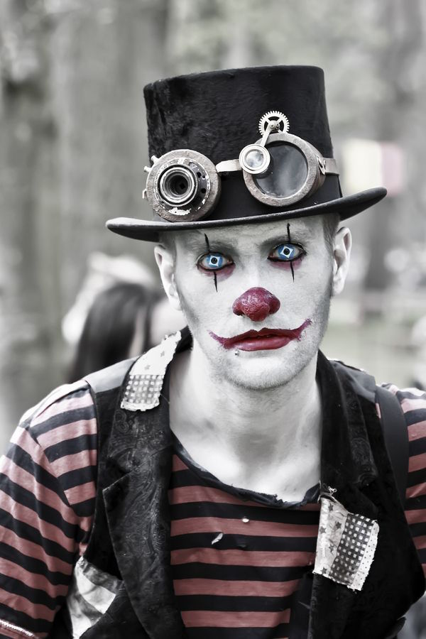 Clown Makeup Ideas