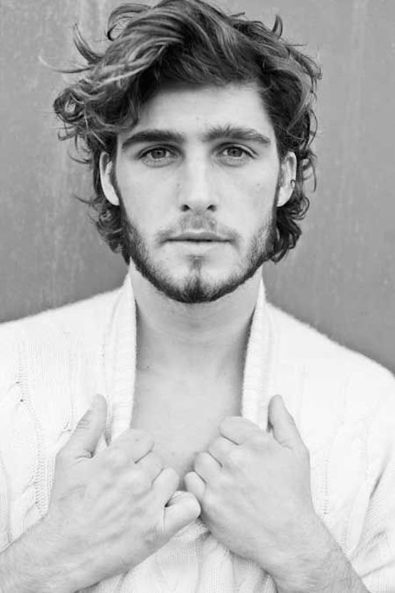 Cool Wavy Hairstyles For Men