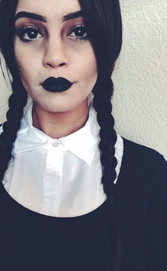 Creepiest halloween makeup