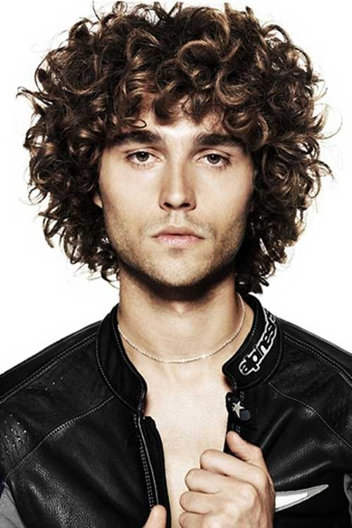 mens hair styles for curly hair 20 cool curly hairstyles for feed inspiration 3518 | Curly Haired Guys