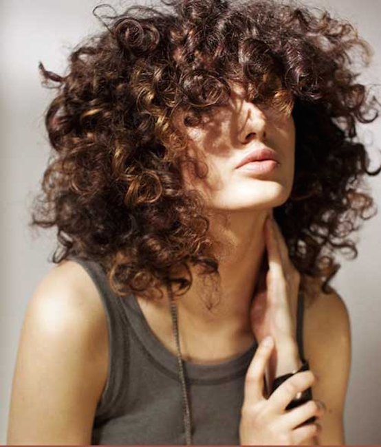 Curly Hairstyles To Try This Year