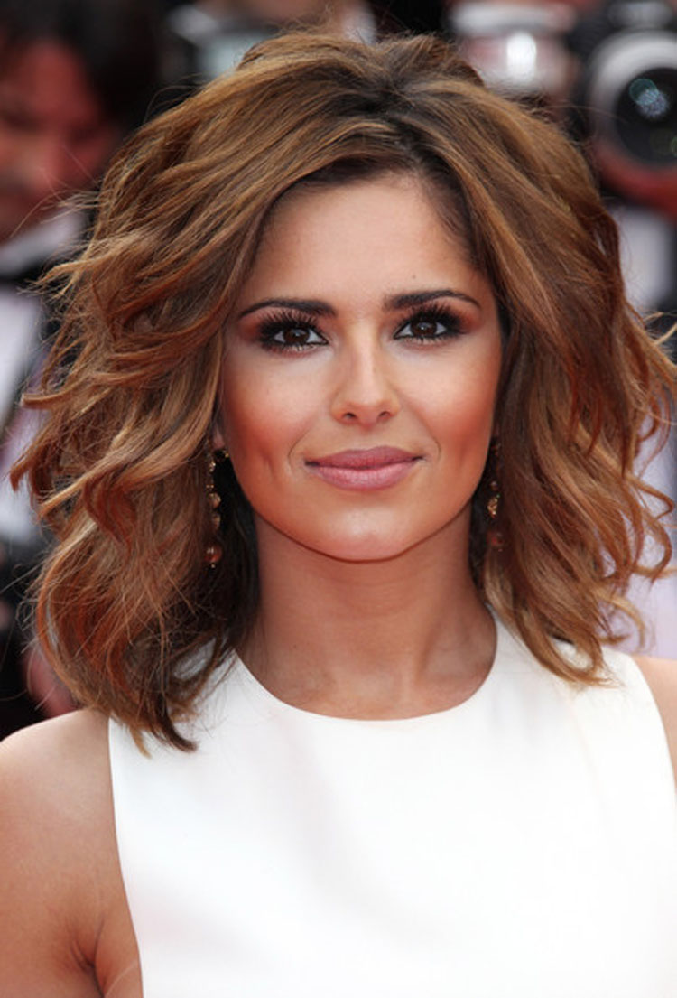 Cute Medium Short Haircuts For Thick Hair