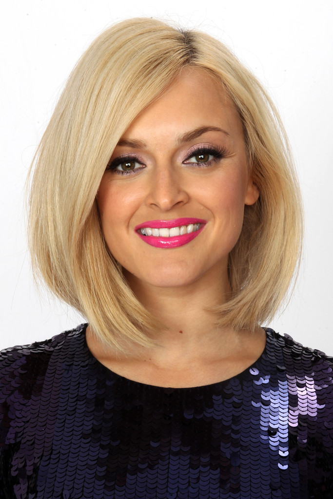 Fearne cotton medium bob hairstyle