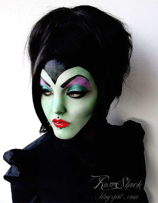 Halloween Witch Make Up Ideas Styles
