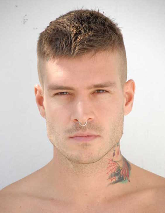 Mateus Verdelho's Military Haircut