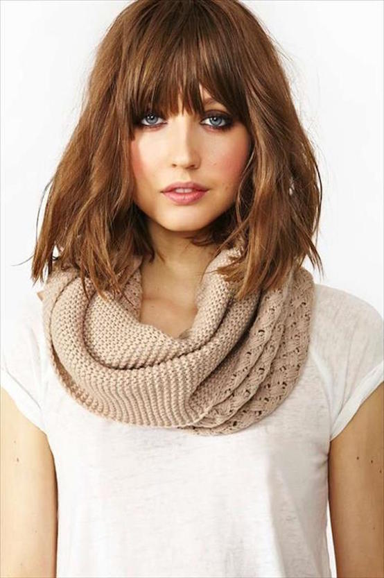 Medium Bob Haircut Ideas