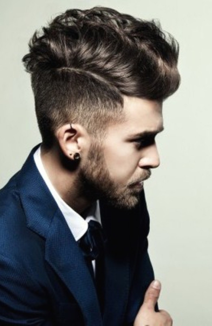 Medium Length Haircuts Men