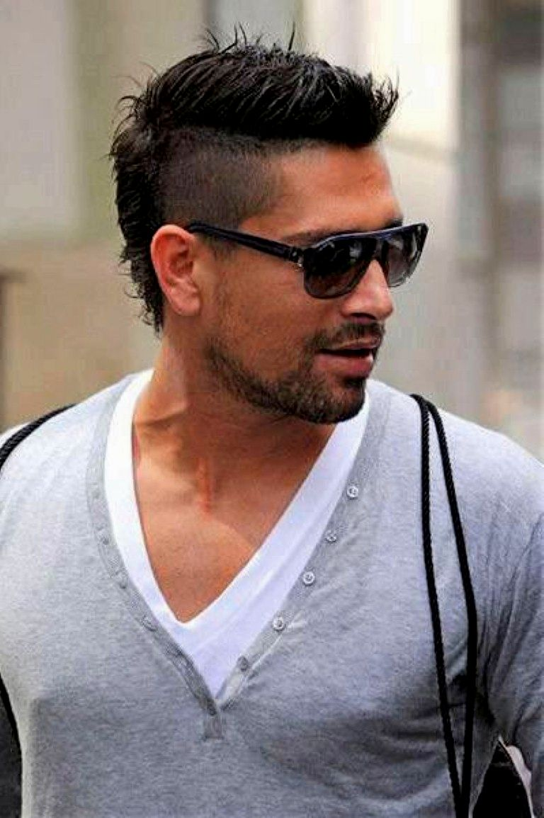20 Mohawk Hairstyles For Men Feed Inspiration
