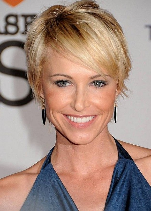 Short Haircuts For Fine Thin Hair Over 50