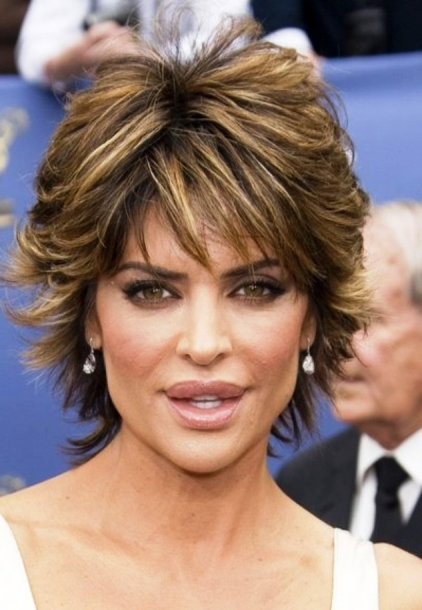 17 Short Shaggy Hairstyles For Women Over 50 - Feed ...