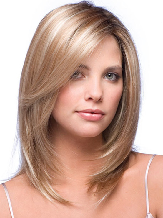 Stylish Shoulder-Length Hairstyles