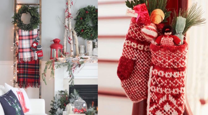 20 Red Christmas Decorations Ideas You'll Love