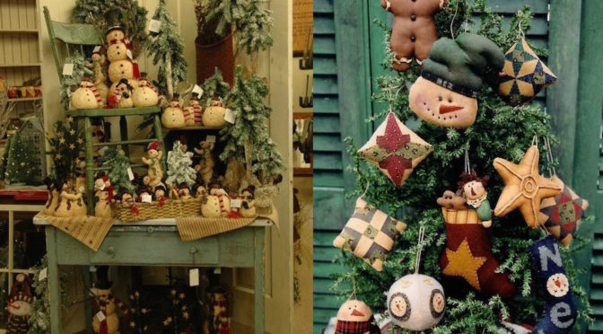 21 country christmas decorating ideas to follow this year