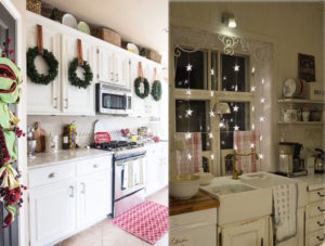 21 Impressive Christmas Kitchen Decor Ideas