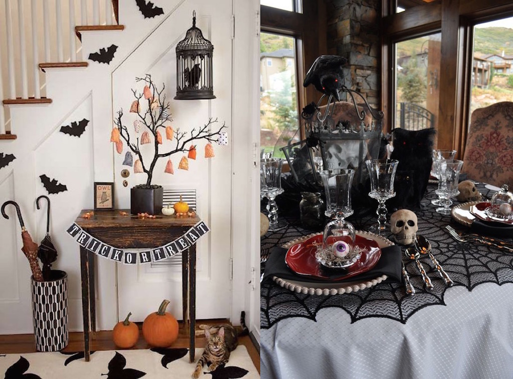 23 Indoor Halloween Decorating Ideas