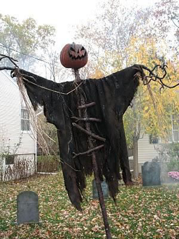 23 halloween diy outdoor decoration ideas feed inspiration