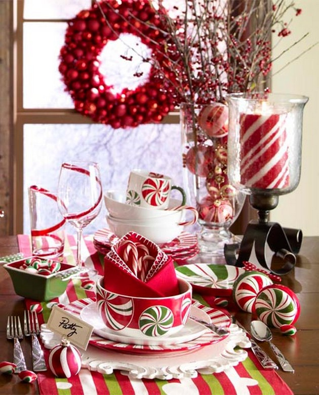 23 Candy Cane Christmas Decor Ideas For Your Home - Feed ...