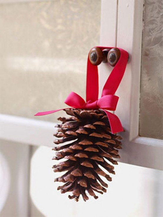 homemade christmas decoration