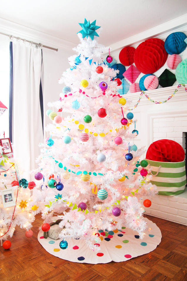 land of nod christmas tree decorations and tree