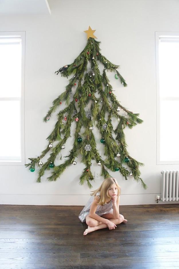 Space saving Christmas Tree Ideas