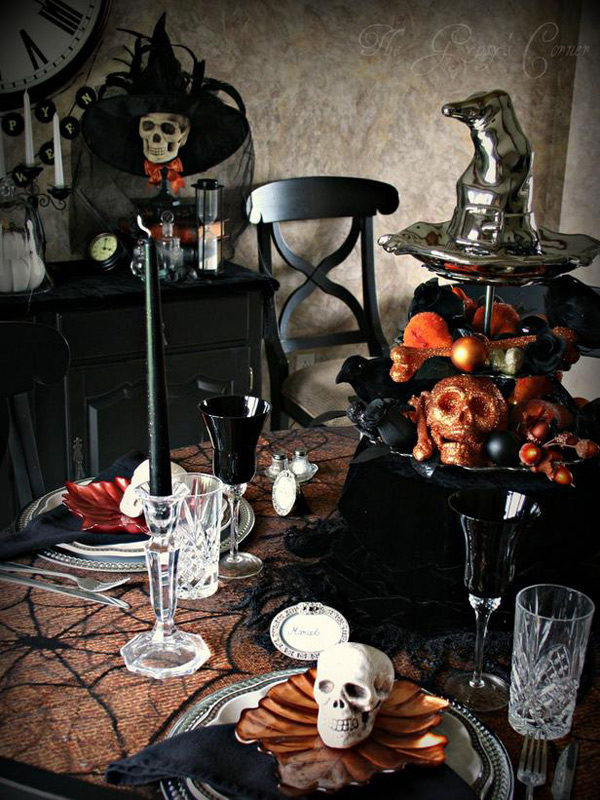 Witch Dinner Party