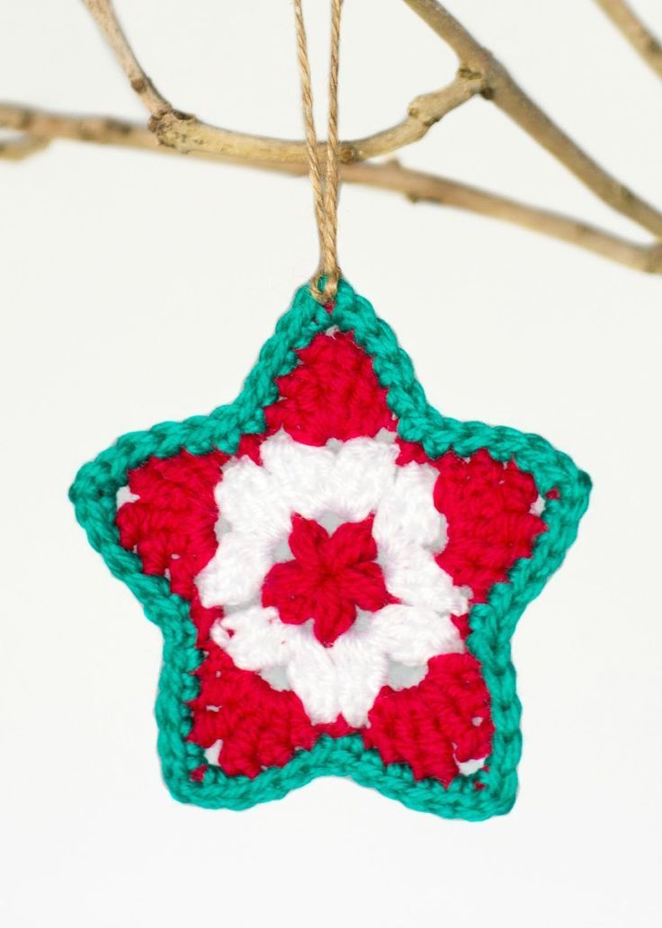 cute knitted christmas decorations