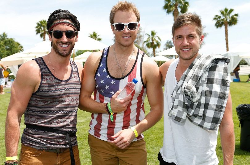 Top Tips on What to Wear On Festival Day – For Him!