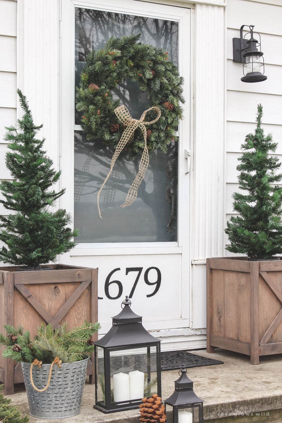 natural christmas decor ideas