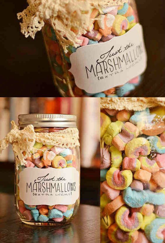 cute and easy diy gifts in a jar