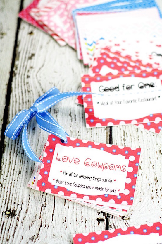 printable love coupon