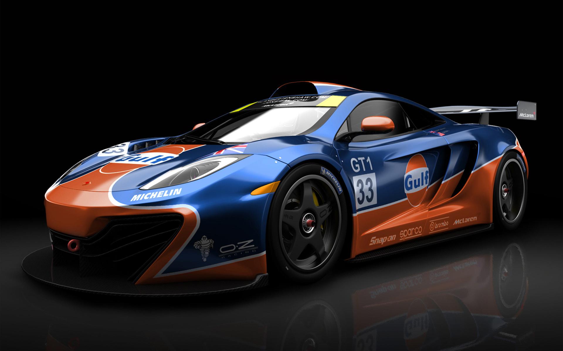 Mclaren-Mp4-12c-Gt1-Sport-Car-Wallpapers