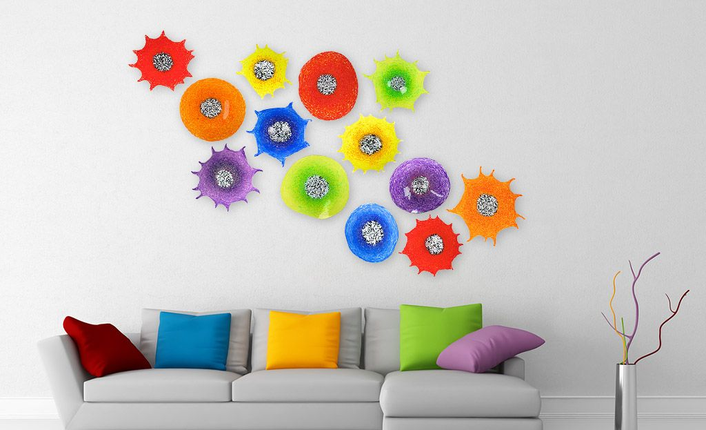 colorful-wall-art-decor-idea-for-living-room