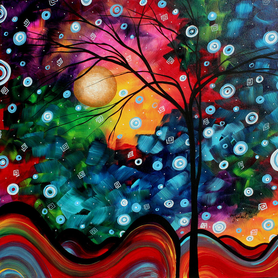 famous-abstract-tree-paintings